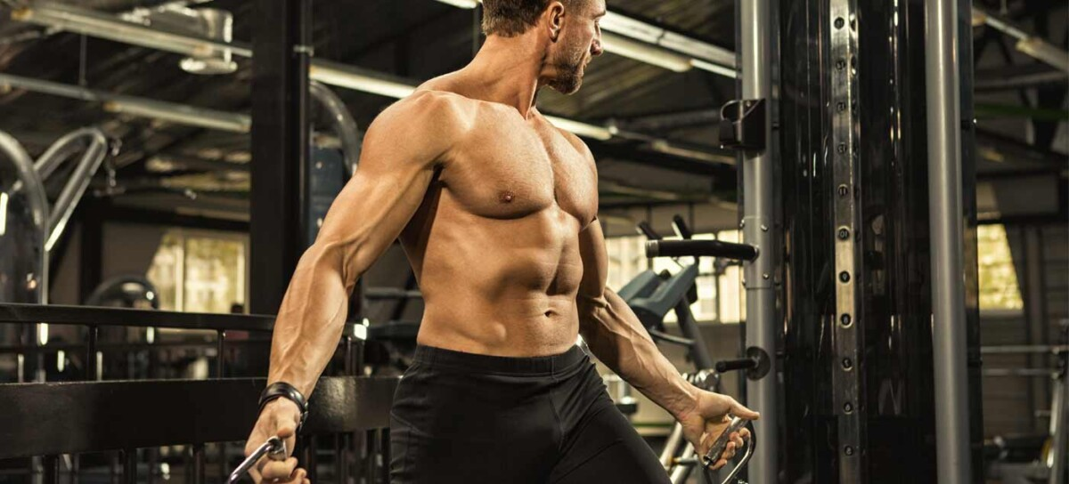 Chest exercises, more toned and defined in 5 moves